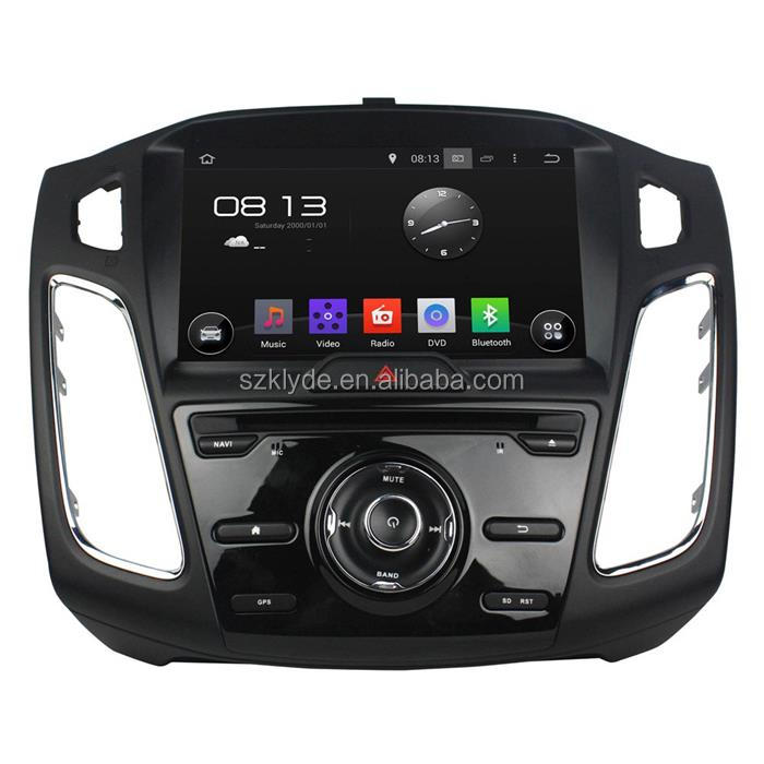 7 inch 2 din touch screen Android car audio for ford focus 2015