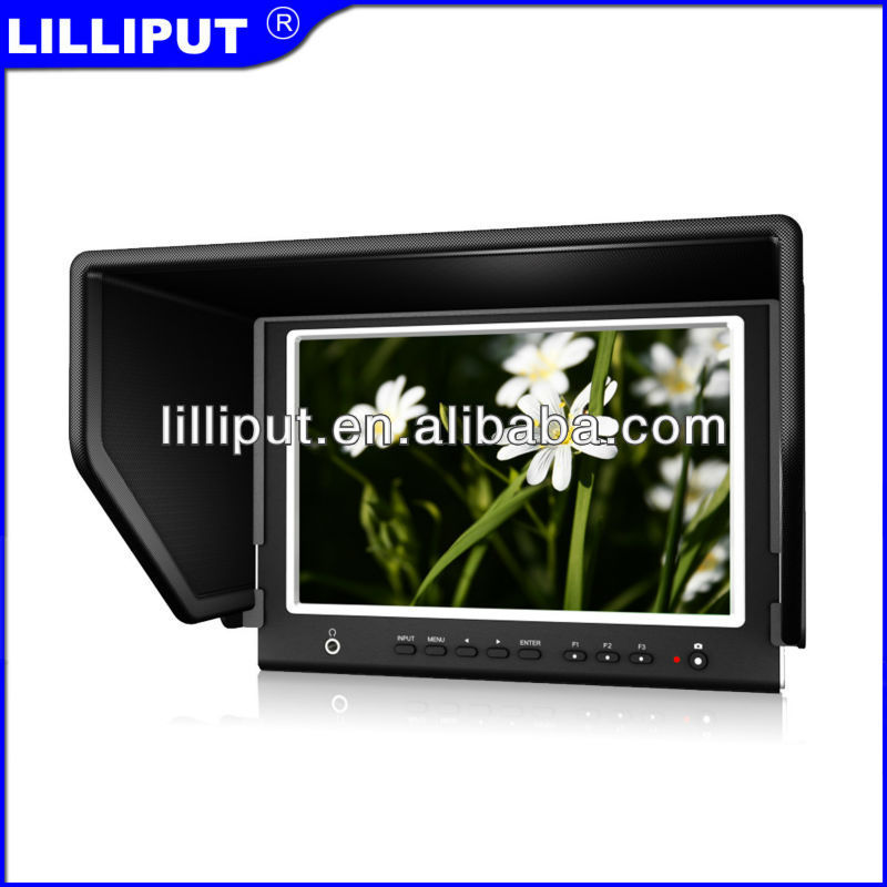 Lilliput 7 inch Portable Field Monitor with HDMI input