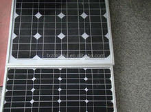 2015 30w 50w 60w 80w best price per watt high efficiency solar panel manufacturers in China