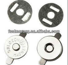 18mm Slim Nickle Free Magnetic Bag Fasteners
