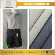 047k China Wholesale Custom Polyester Nylon Cotton Types Of Jacket Fabric Material