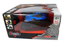 R/C Crawler-Type Climbing-Wall Armored Car Sawtooth Shape Track(included battery)