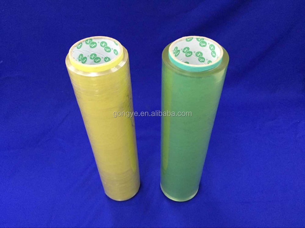 Hand and Machine wrap PVC recycle Stretch ceiling Film