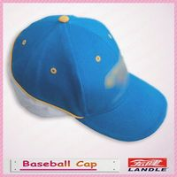 High quality cute baseball cap with ear muff