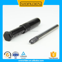 Plastic solid carbide square mill end 400s yarn made in China