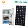 12V 24V 105L portable outdoor camping refrigerator solar power dc compressor battery operated solar fridge for africa