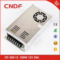 Made in china free sample 350w smps 110v/ 220v AC input to be led driver 12v switching power supply