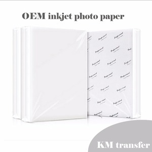 Professional inkjet glossy/matte cast coated/RC photo copy paper a4