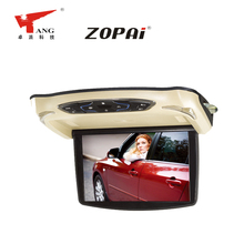 Slot Load Region Free Player Roof Mounted Overhead DVD For Car