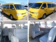 KIA PREGIO MINI BUS 15SEATS - 2000MODEL