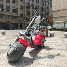 COC CE 2000W electric motorcycle