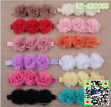 Cute baby headwear flower making baby headband MY-AB0059