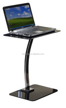 Tempered Glass Laptop table computer table