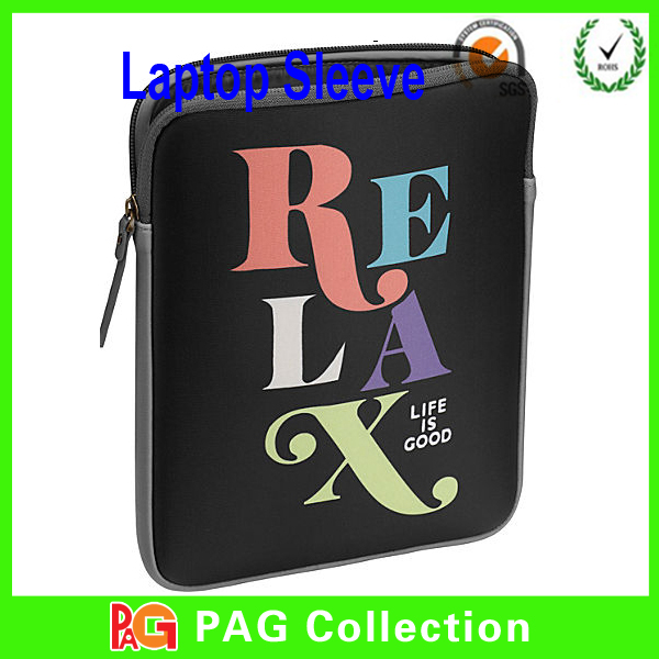China Dong Guan Factory Fancy Neoprene Laptop Sleeve/Bag/Case for Notebook/MacBook/Ipad/E-book