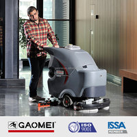 Electric Power Tile Hard Vacuum Floor Cleaner for Concrete Floor Cleaning