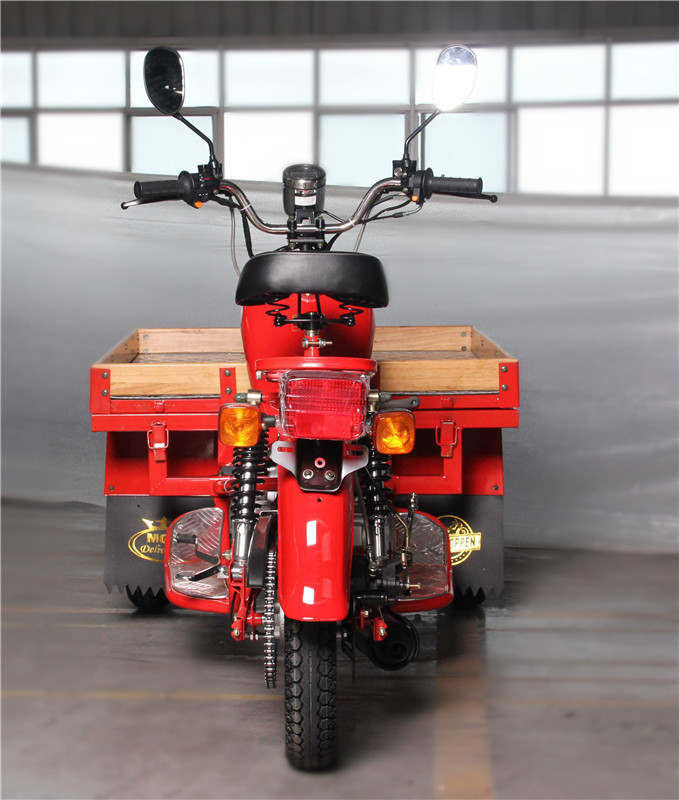 50cc/110cc Air Cooling 3 Wheel Motorcycle With Good Quality