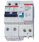 S250LE RCBO earth leakage circuit breaker / residual current circuit breaker/residual current device/ELCB/rccb