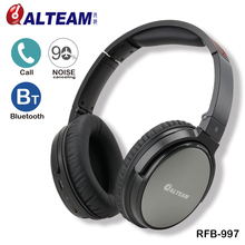 Promotion new gift active noise canceling bluetooth headphone for airplane