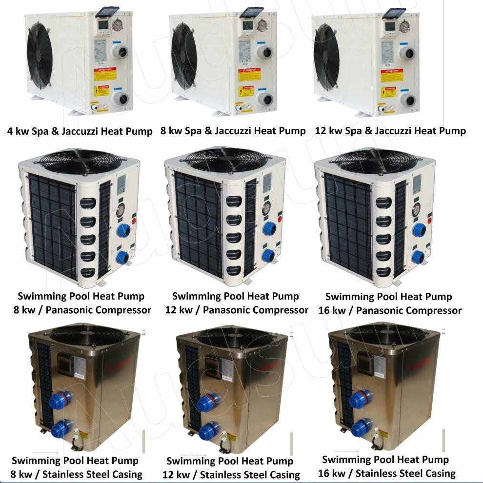 12kw Air Source Heat Pump Swimming Pool Heat Pumps Pompes A Chaleur Heat Pump For Pools Buy