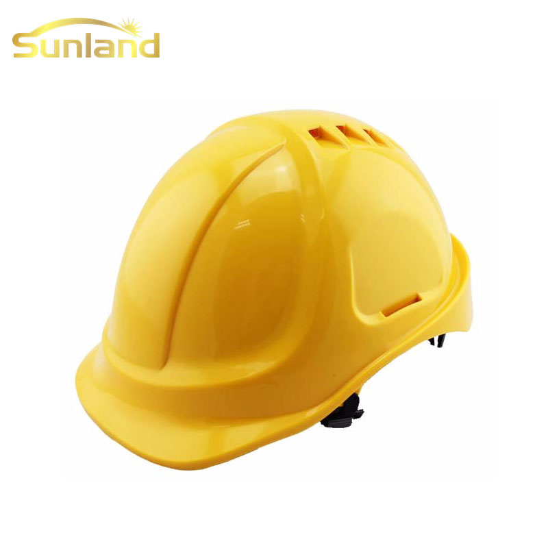 Hot selling heat resistance types of safety helmet