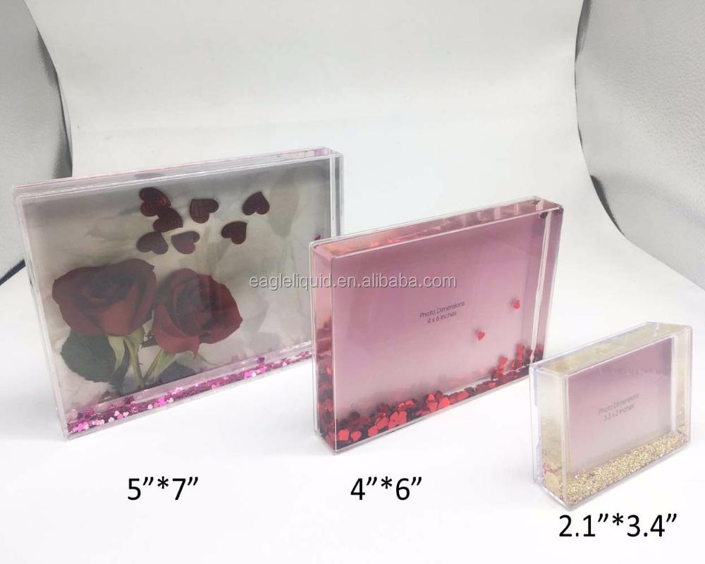 acrylic glitter liquid