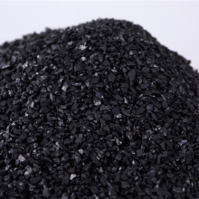 2-4mm Carbon Additive Gas Calcined Anthracite For Wastewater Treatment