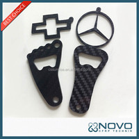 100% Carbon Fiber 3K carbon fiber sheet CNC cut