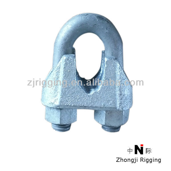 JIS type B cable wire rope grip