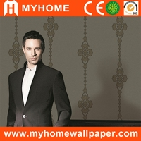 european style deep embossed wallpaper,self-adhesive pvc wallpaper designs