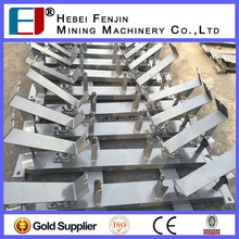 45 Degree Steel Idler Carrying Trough Type Roller Support Made In China