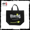 Brand new fashion foldable non woven shopping tote bag with low price