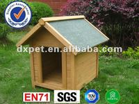 Luxury Timber Wooden Pet Dog Kennel DXDH004