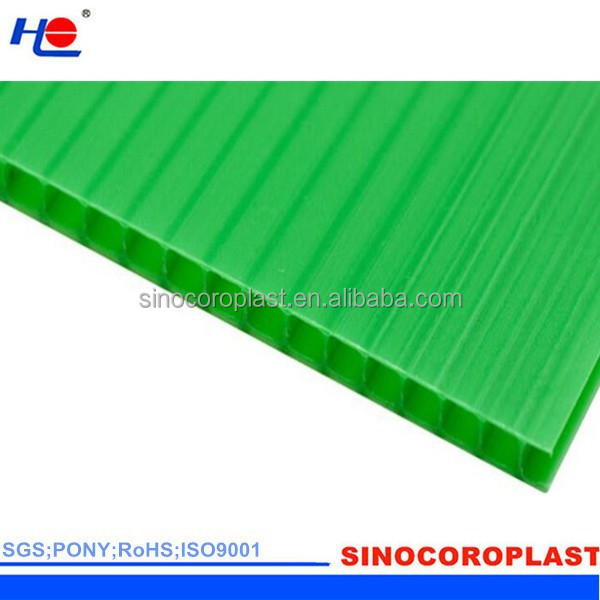 Corrugated Plastic Pallet Sheet
