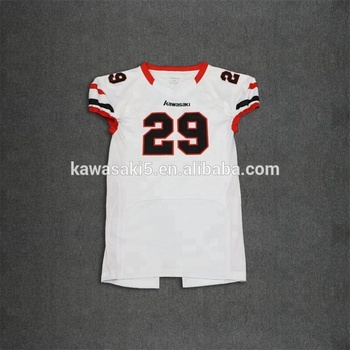latest football jersey designs customized embroidered college football jerseys