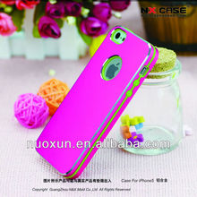 For aluminium&silicon cases 2013 of IPhone5