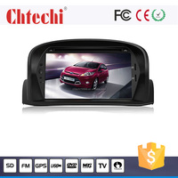 Car DVD Player for Ford Fi esta with Android 4.4.4 With Bluetooth system