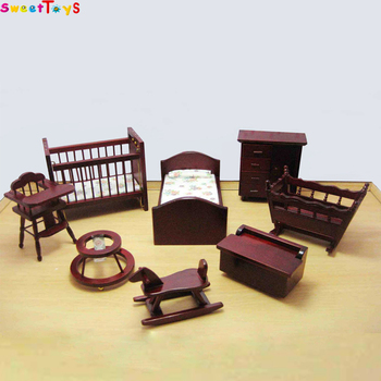 Wooden Doll House Baby Furniture Toys Buy Baby Furniture Kids Furniture Toys Children 39 S