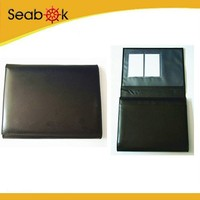 Transparency Pvc card holder document bag for package car manual