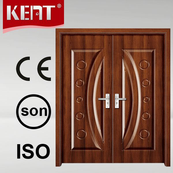 China Manufacturer Direct Supply Low Prices modern wood door designs Door Phone