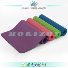 Factory supply new design good quality custom thickness NBR foam kids yoga mats