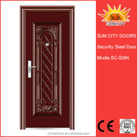 cheap entry doors and fireproof steel door