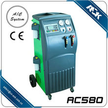 Refrigerant Recovery and Recharging machine AC580