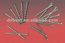 galvanized finishing nail