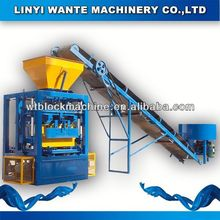 QT4-24B concrete block making machine price in india
