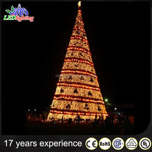 High Quality Factory Price christmas tree spiral/inflatable christmas tree indoor