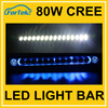 2016 high quality new product 80w cr*ee led light bar 23inch colorful LED light bar