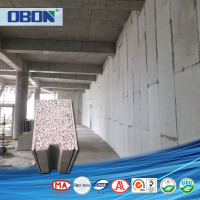 OBON low cost prefabricated house and manufactured home wall panels