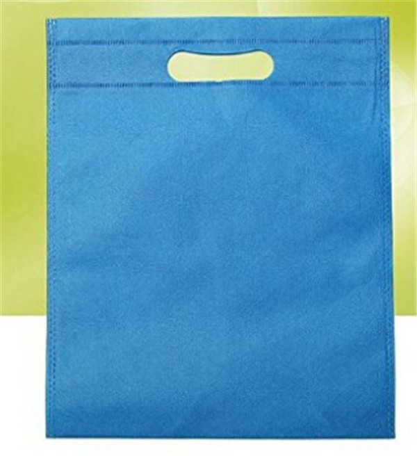 simple design promotion shoe bag 80g non voven shopping bag