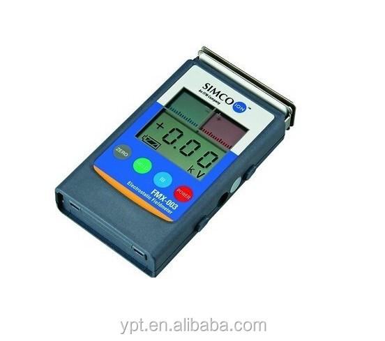 LED display Electrostatic Field Meter/FMX-003 ESD Test Meters/Simco Measuring Meter