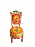 Chair metal figure ,home decoration item wholesale